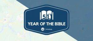 Valley Grove Baptist Church, Year of the Bible